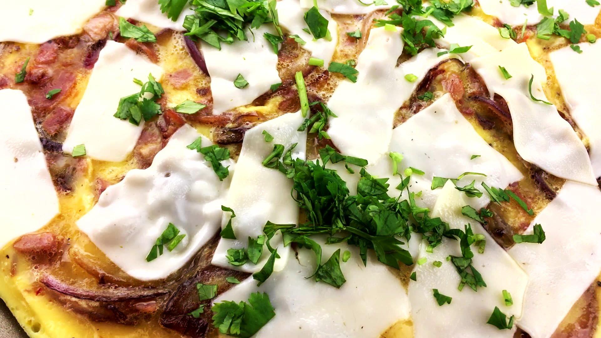 Omelette espagnole